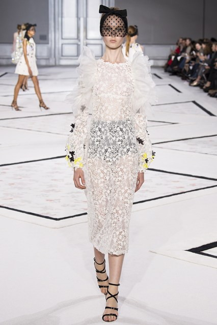 Giambattista Valli- Spring:Summer 2015. Vogue.co.uk