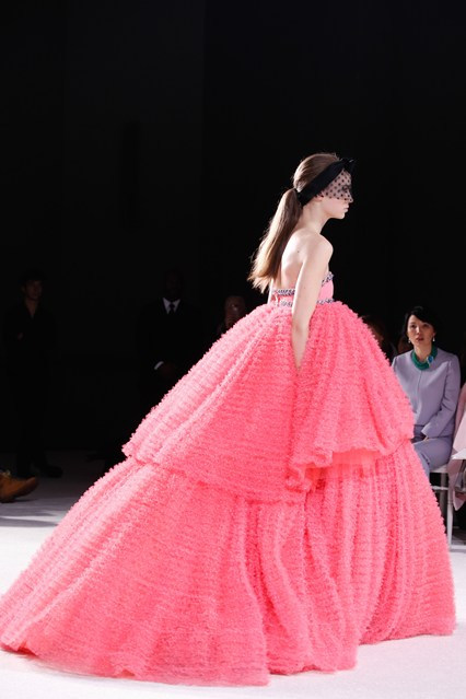 Giambattista Valli- Spring:Summer 2015. Vogue.co.uk-