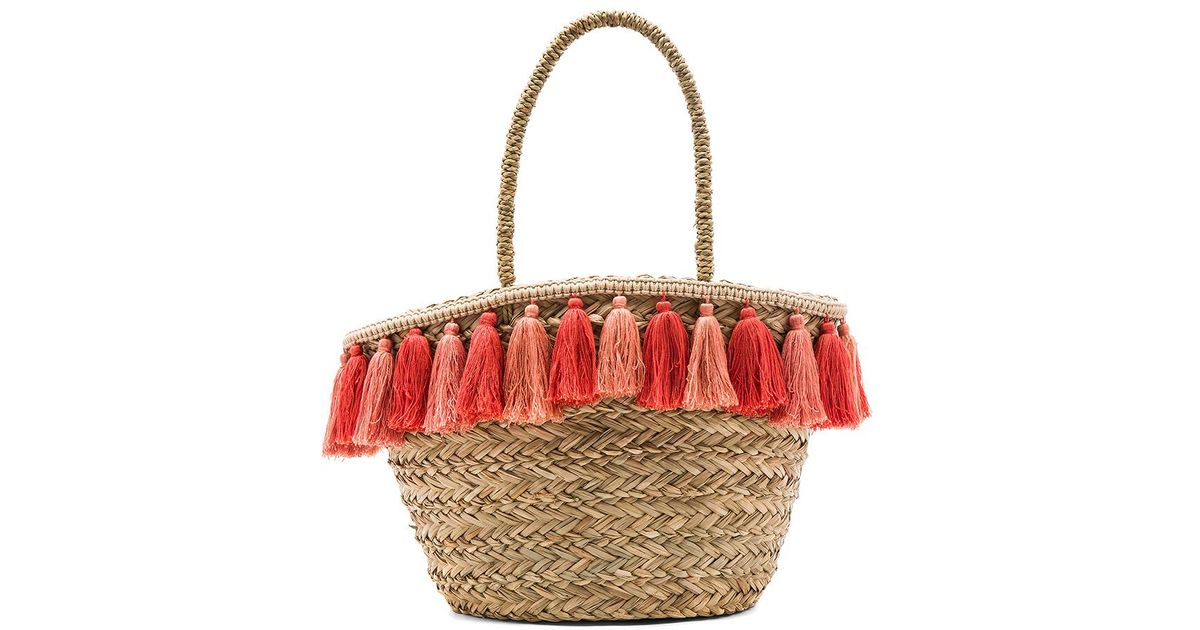 The Bag of The Summer: Sharing 5 Basket Bags!
