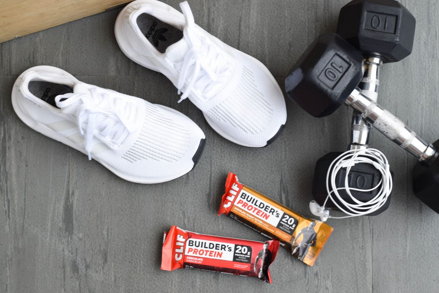 Fitness: CLIF - One of My Favourite Post-Workout Protein Bars