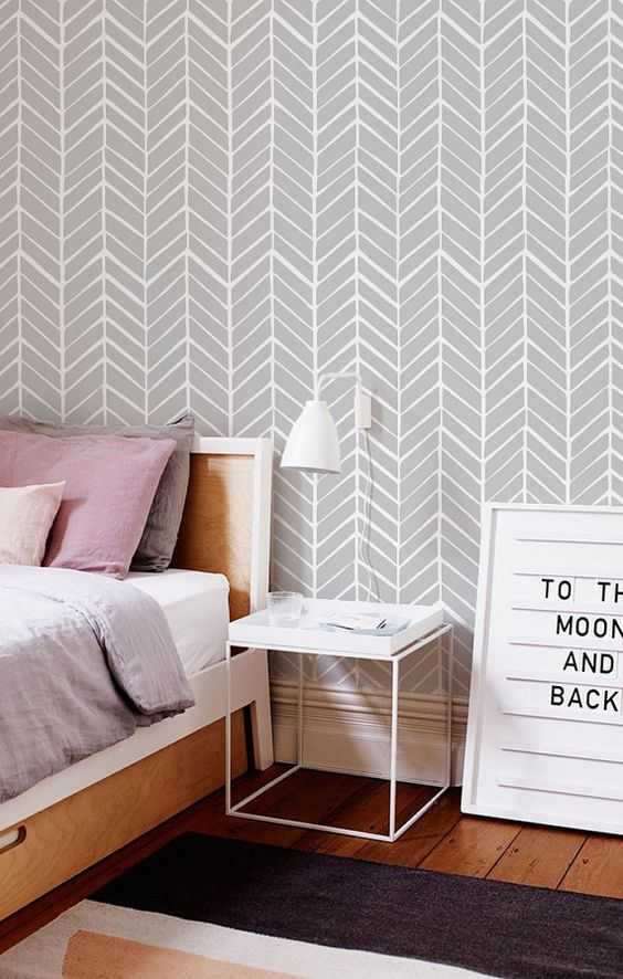 Interior Design: How To Incorporate Chevron Into Any Space