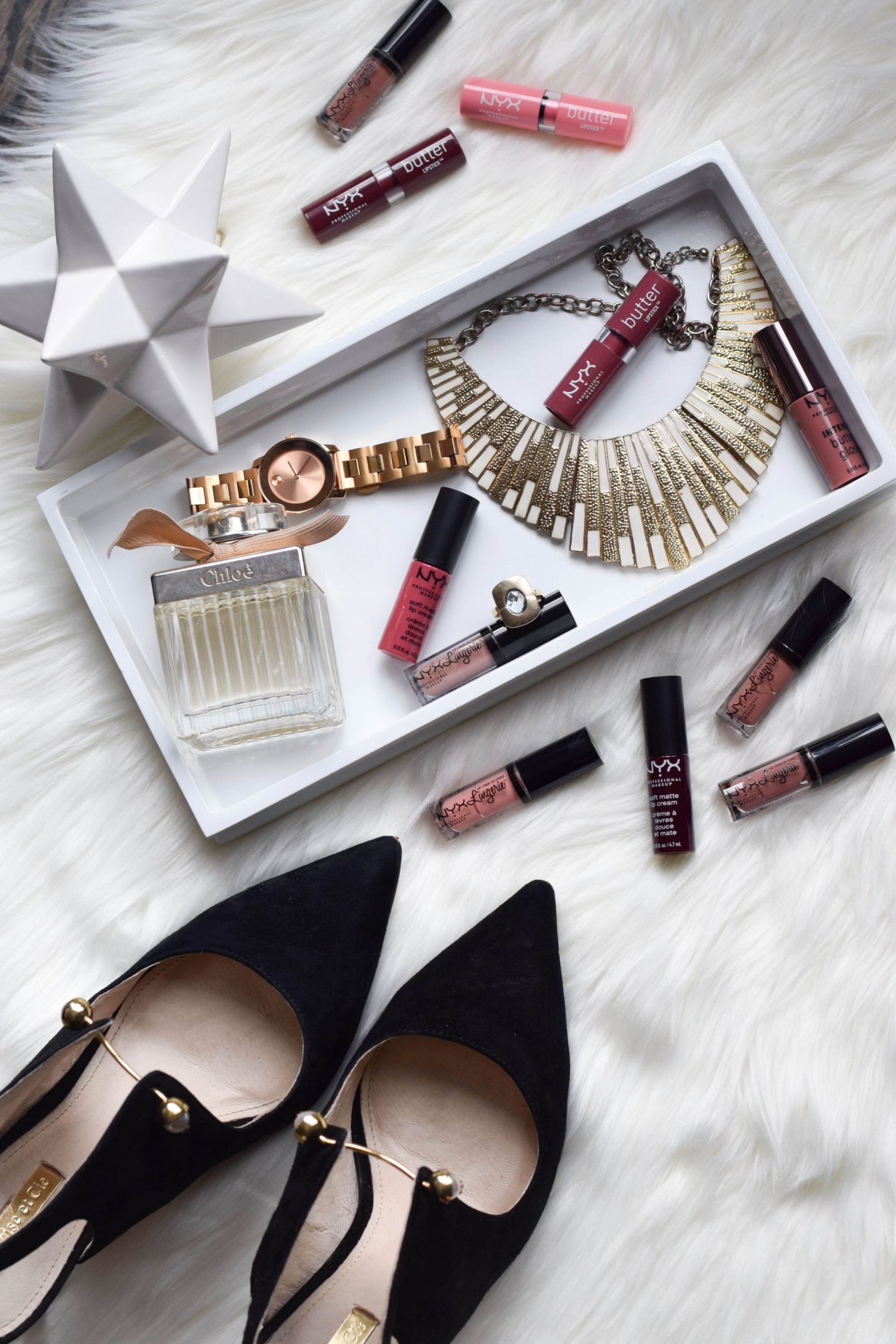 Beauty: The Perfect Lippies To Wear This Holiday Season!