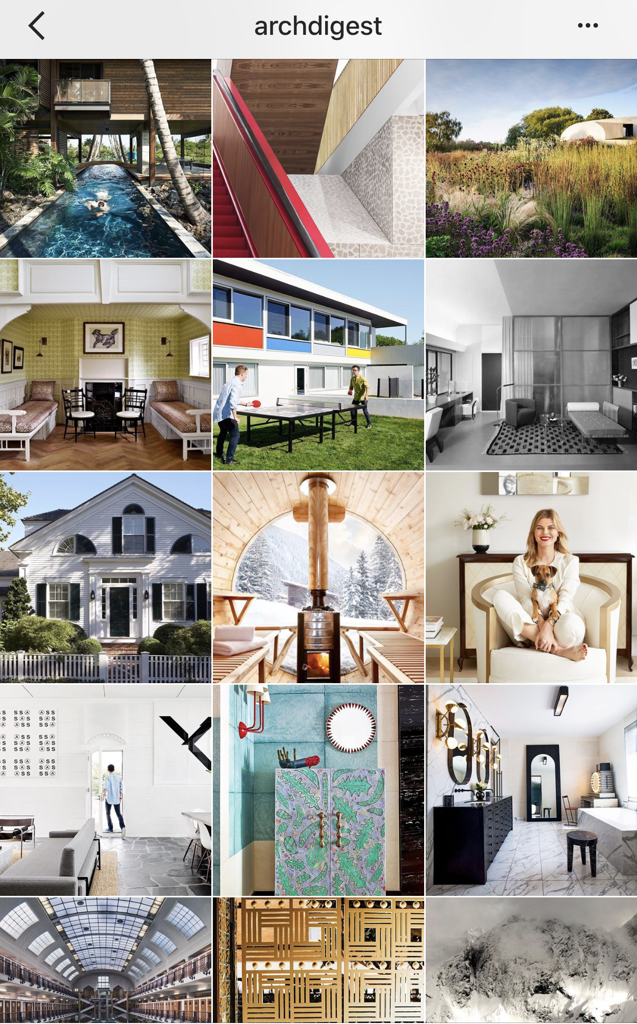 Design My Home Part - 36: Design: My 10 Favourite Design Accounts ...