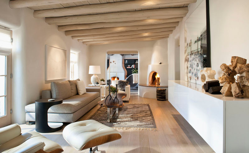 Interior Design: 6 Spaces with Beautiful Exposed Beams