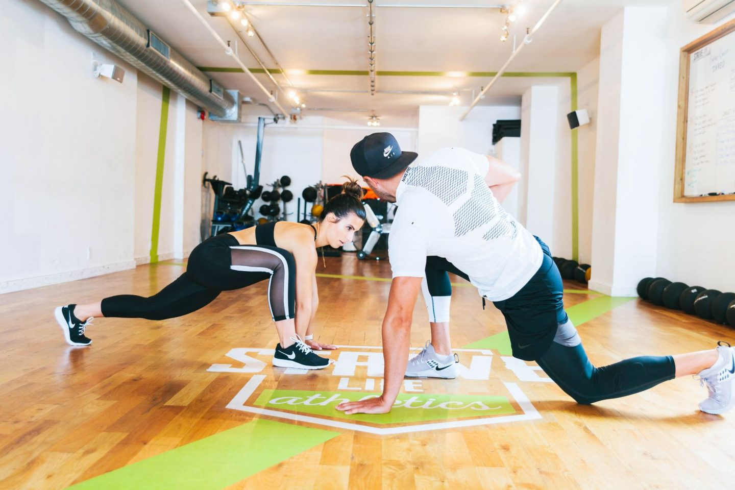 Wellness Wednesday: Working on Mobility with Strive Life