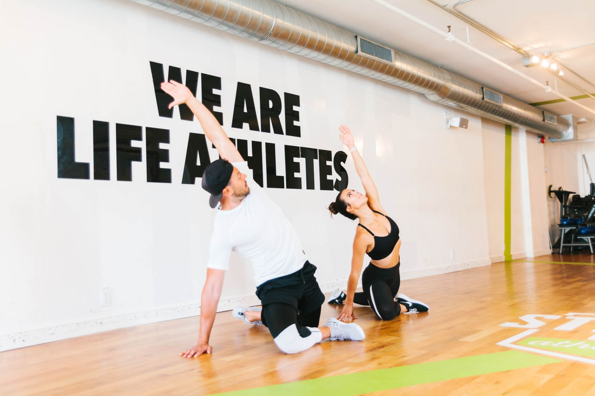 Fitness: Working on Mobility with Strive Life