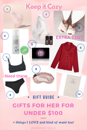 KM'S 2020 GIFT GUIDE
